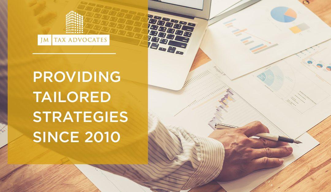 Strategic Partnership: JM Tax Advocates + Iowa ABI